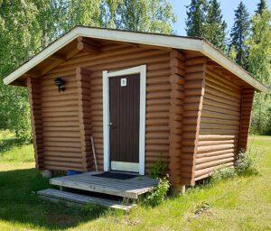 Pahkalanniemi Camping mökit 5 6 hinnasto