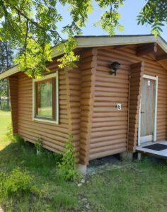 Cottages 5, 6